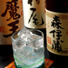 全250種の焼酎・泡盛・梅酒・果実酒