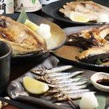 鹿児島県阿久根漁港発鮮魚の干物・焼き物【鹿児島県】