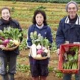 三浦「青木農園」からの直送お野菜たち【神奈川県三浦市】