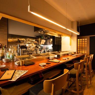 博多串焼き10‐JUU  店内の画像