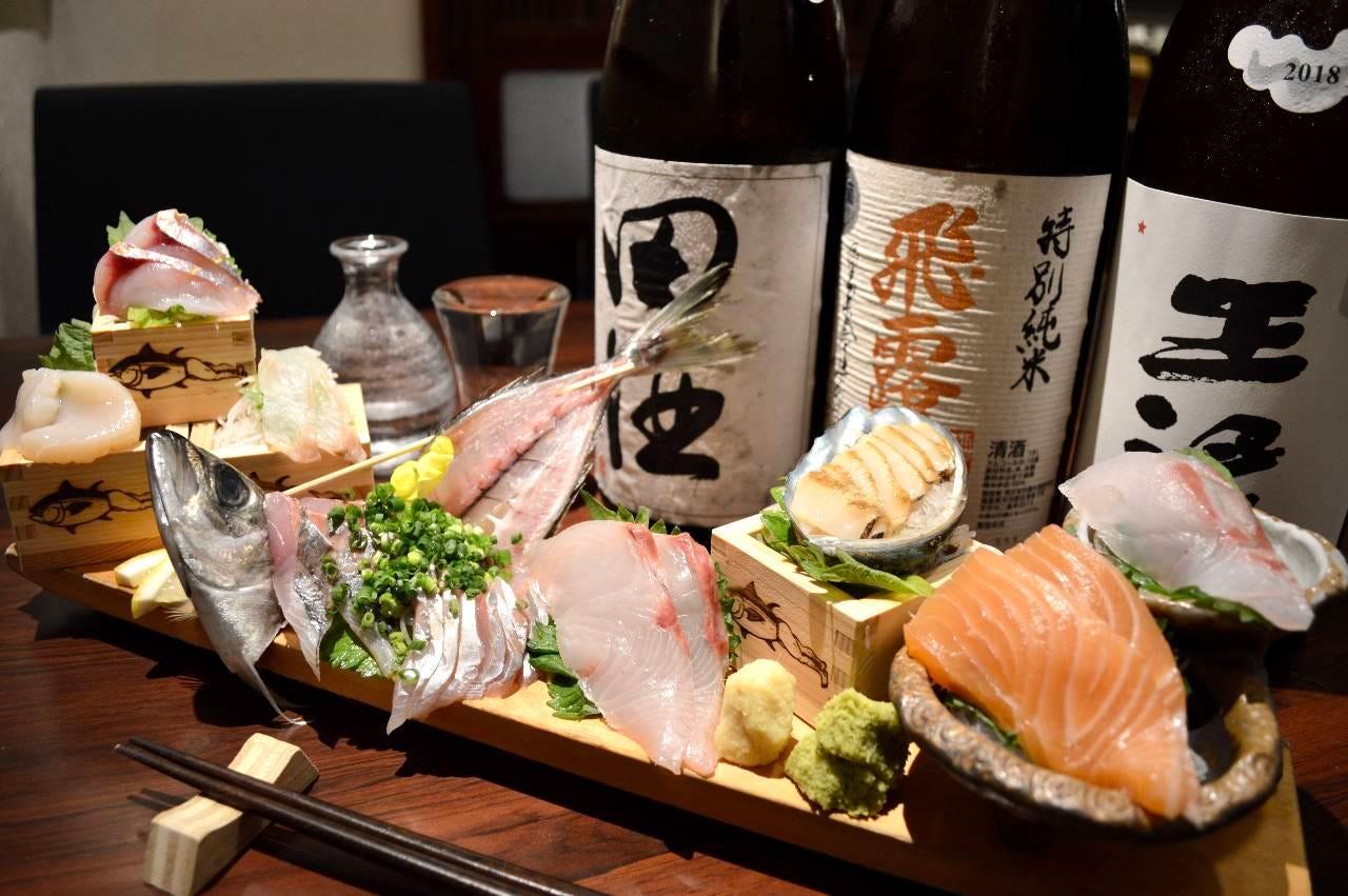 魚焼男 新橋本店