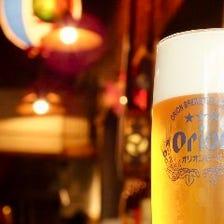 オリオンビール社公認のお店です。