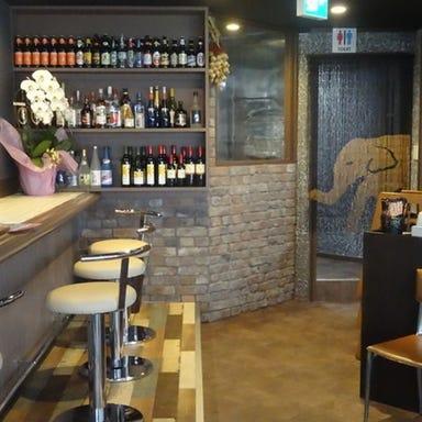 インド酒場&バー まにっく  店内の画像