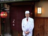 「食の総合演出家」 店主・丸山嘉桜氏