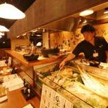 日本酒 炉端焼き てしごと家 関内店