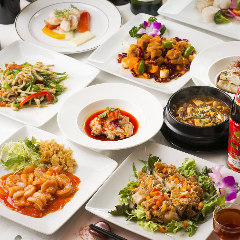 贅沢食べ飲み放題&完全個室 山海宴(さんかいえん)