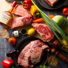 時間がつくる美味しさ「熟成肉」