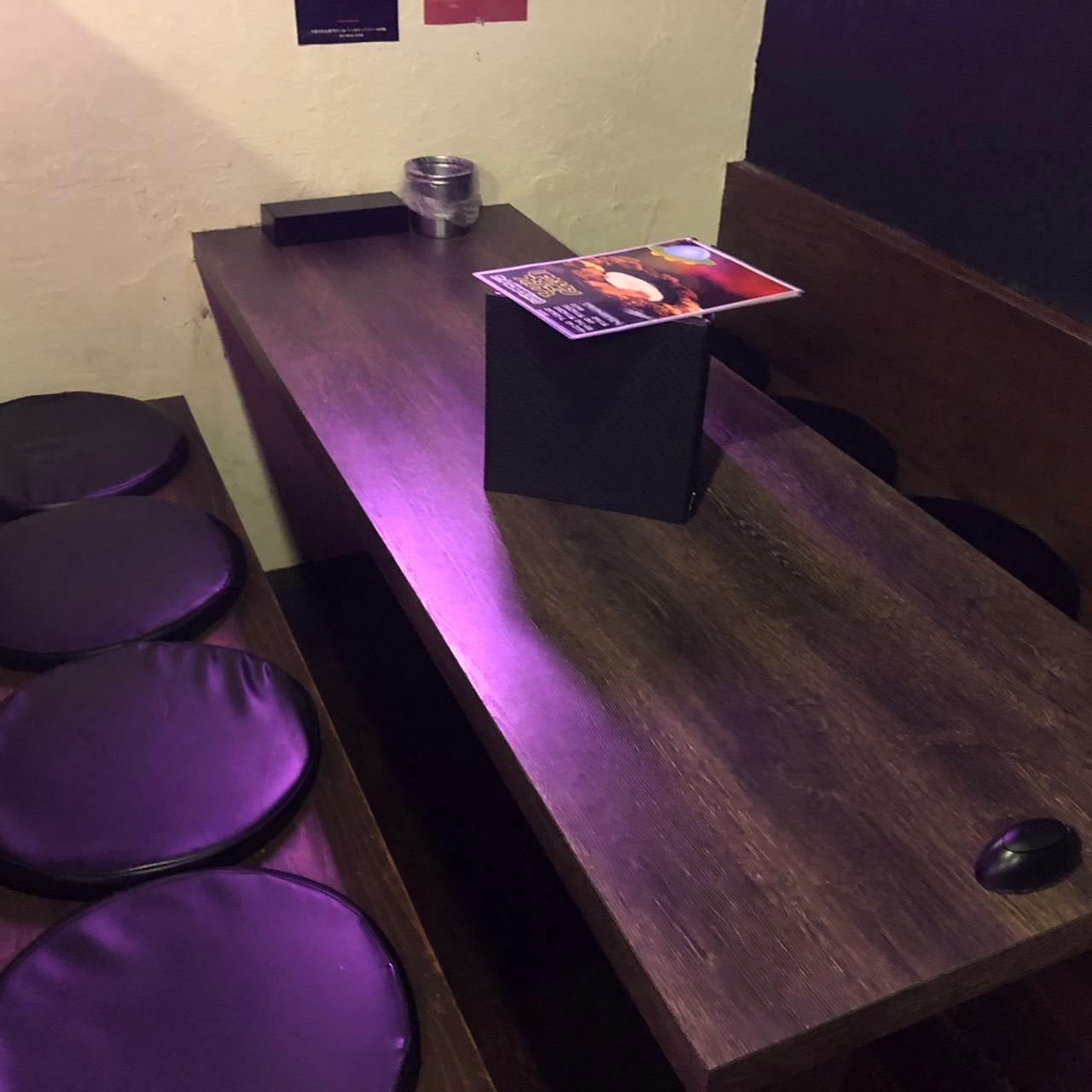 半個室席のボックス席を多数ご用意!