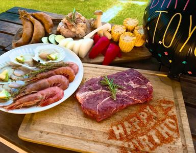大蔵海岸BBQ ZAZAZA  コースの画像