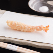 食材の旨みを閉じ込めた関西風天ぷら
