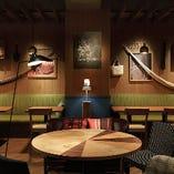 【店貸切】デザイナーズ空間を贅沢に貸切(最大 着席86名様・立食100名様迄OK)