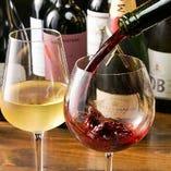 焼き鳥とワインのマリアージュをお愉しみください♪