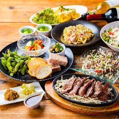 meat&wine 炭JIRO 田町店