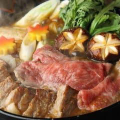 【おすすめ】牛鍋