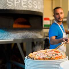 Pizzeria e Trattoria SPESSO(スペッソ)