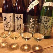 ソムリエ店主厳選のワイン・日本酒