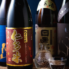 山陰の日本酒や焼酎