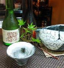 日本屈指の酒処、美酒王国秋田の地酒