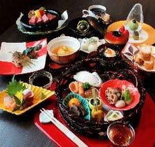 お祝い懐石コース 5000円/6000円