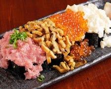 忘年会・新年会:鶏鍋とぶっかけ寿司