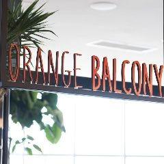 ORANGE BALCONY