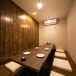 掘り炬燵個室は周りが気にならない特別空間