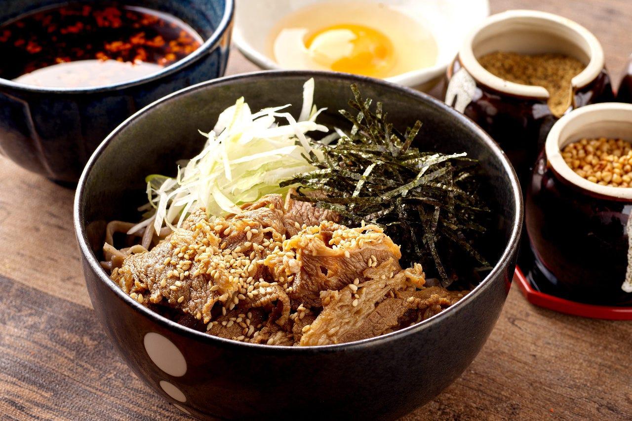 肉屋専門店 肉そば 石寅 新橋店