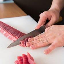 海舟の神髄は魚介×和食にあり。