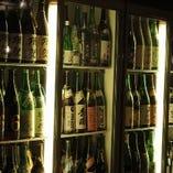 西東京地区最大の日本酒完備!! 全200種類!