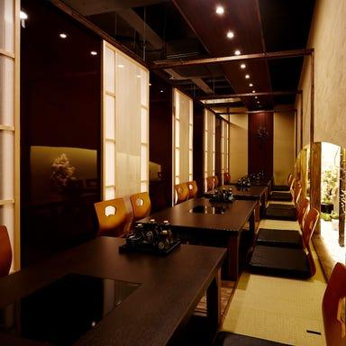 江坂 個室居酒屋 あか瀬  店内の画像