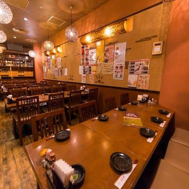 餃子食べ放題酒場 林家樓別館 戸塚店 店内の画像