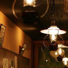 小樽生まれの優しいランプの灯り