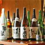魚、そして料理に良く合う日本酒!!