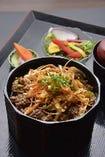 島根県産 かつべ牛丼