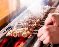炭火焼鳥 こだわり料理 きゅう