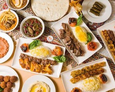 イラン料理・ペルシャ料理 ジャーメ ジャム 阿佐ヶ谷店 こだわりの画像