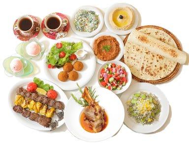 イラン料理・ペルシャ料理 ジャーメ ジャム 阿佐ヶ谷店 コースの画像