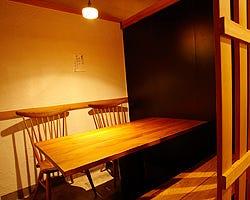手仕ごと旬鮮台所 たかなし 店内の画像