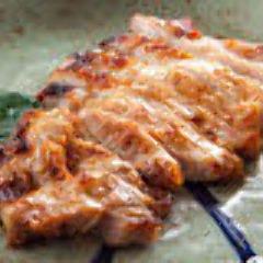 大山鶏岩塩焼き