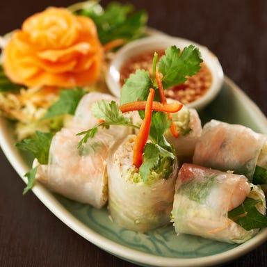 タイの食卓 オールドタイランド 新橋店 メニューの画像