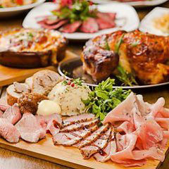 夜景イタリアン 創作肉バル ラブーン渋谷本店  コースの画像