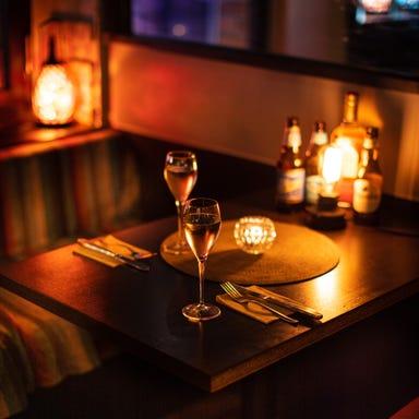 夜景イタリアン 創作肉バル ラブーン渋谷本店  店内の画像