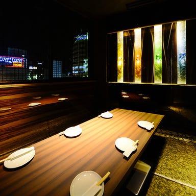 個室×鉄板DINING 鉄神 金山店 店内の画像