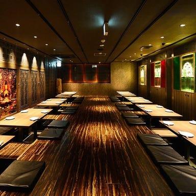 個室×鉄板DINING 鉄神 金山店 こだわりの画像