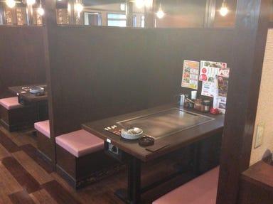 お好み焼 偶 吉田駅前店  店内の画像