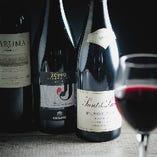 …━焼肉×ワイン━… 焼肉に相性抜群のワインを豊富に取揃え