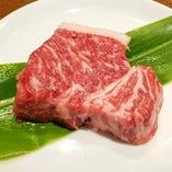 黒毛和牛サーロインステーキ(120g)