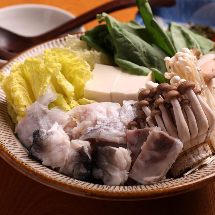 ご希望の調理法で!贅沢を味わえる宴