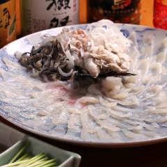 ふぐ活魚料理ちょろ松