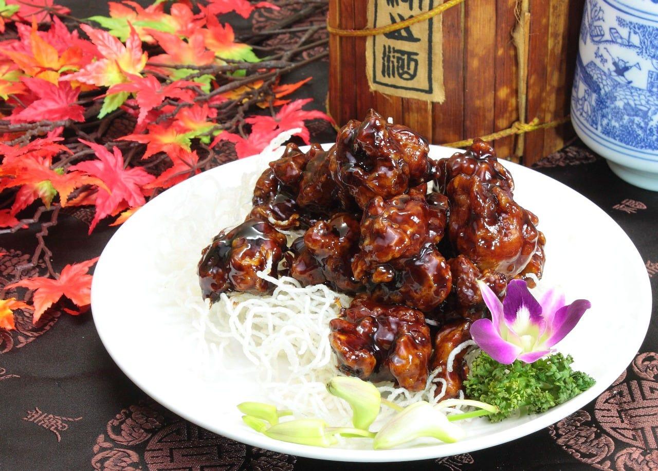 本場中華料理が楽しめます!